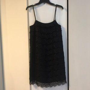 DVF Lace Floral Dress